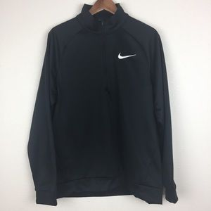 Men's Nike Dri-Fit half zip training jacket - L